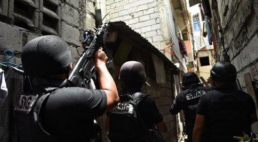 Власти Филиппин создали тайные отряды полицейских для убийства наркоторговцев