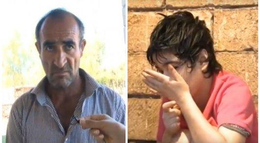 Отец порвал свою дочь