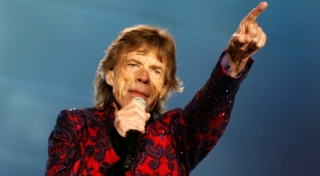 Лидер группы  The Rolling Stones Мик Джаггер.  ©REUTERS/Henry Romero/File photo