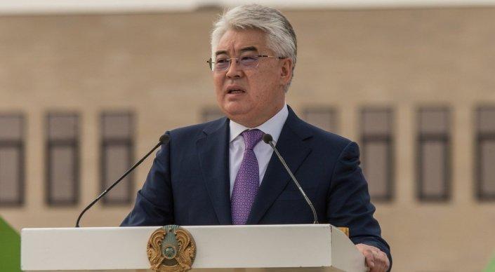 Назначен министр оборонной и аэрокосмической промышленности РК