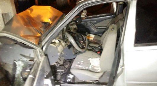 Пассажир Daewoo Nexia погиб в жутком ДТП в Алматы