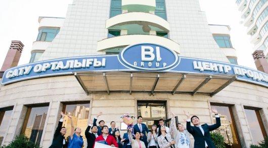 Рубеж в 1000 взят: BI Group поздравил первого