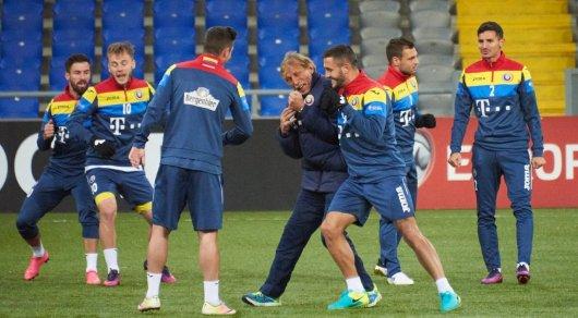 Игроков сборной Румынии ограбили вАстане