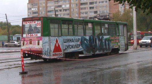 ВУсть-Каменогорске трамвай переехал 80-летнюю женщину