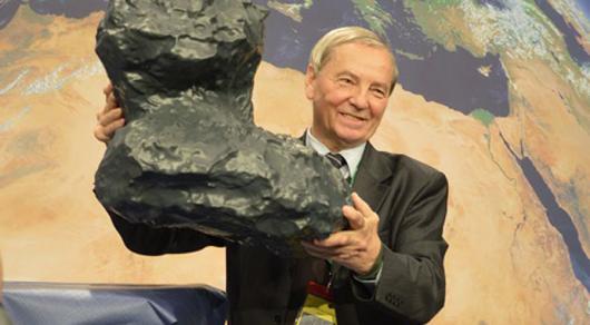 Скончался известный украинский астроном Клим Чурюмов