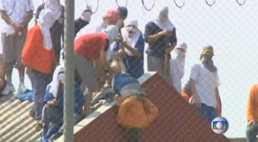 Жертвами беспорядков вбразильской тюрьме стали 25 человек