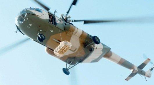 Военный вертолет разбился в Узбекистане: Погибли 9 человек