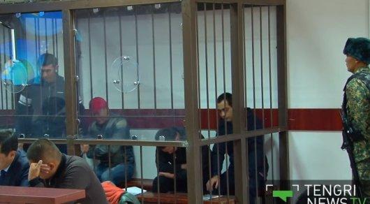 Адвокаты отрицают причастность 5 подсудимых по делу Кулекбаева к теракту в Алматы