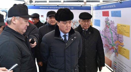 Надороге Астана-Темиртау втрое сократится число ДТП