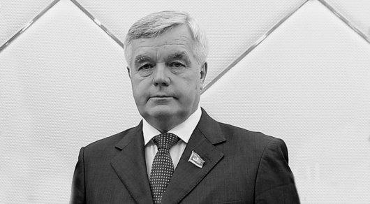 Скончался депутат Мажилиса Сергей Дьяченко