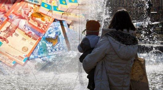 Сколько минимум платить алименты для детей в казахстане.