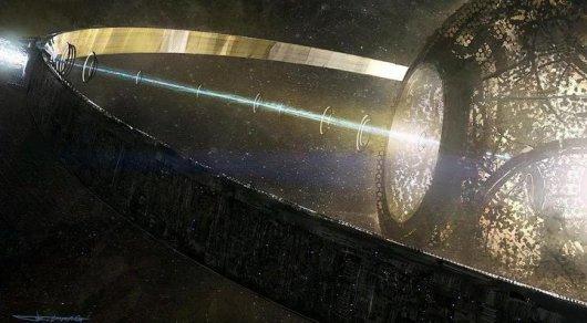 Астрономы выбрали звезду для поисков внеземной цивилизации