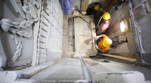 Христиане впервый раз за200 лет увидят плиту, накоторой похоронили Иисуса Христа