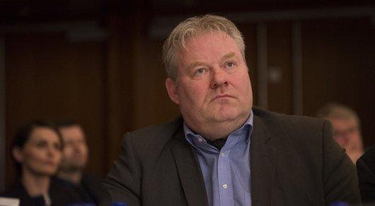 Руководство Исландии ушло вотставку
