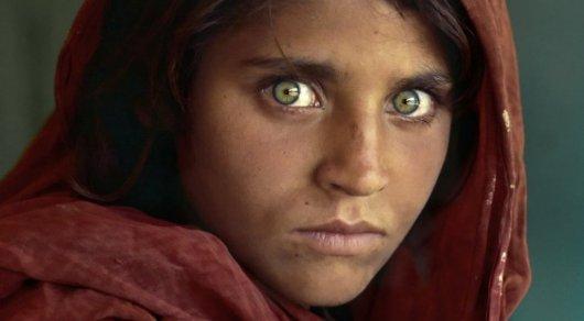Арестованную афганскую «Мону Лизу» собложки National Geographic отпустят под залог