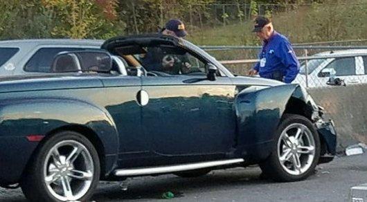 Водитель в США сбил 22 человека по дороге с гонки NASCAR