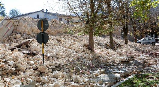 Информации о пострадавших в ходе землетрясения в Италии казахстанцах не поступало - МИР РК