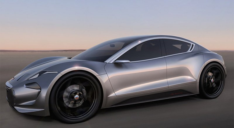 Фото: Fisker Automotive