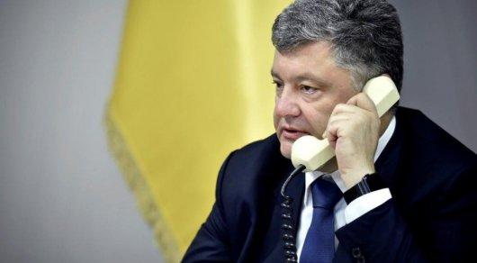 ВБишкеке говорят, что Порошенко разыграли потелефону