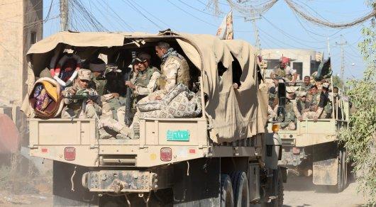 Боевики ИГИЛ массово убивают заложников вМосуле,