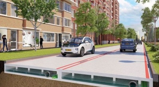 Первые пластиковые дороги появятся в Нидерландах в 2017 году