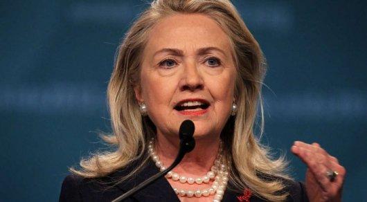 Фонд Клинтон признался в получении денег от Катара