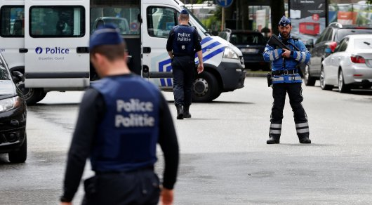 Брюссельский спецназ навертолёте полчаса гонялся за«Джеймсом Бондом»