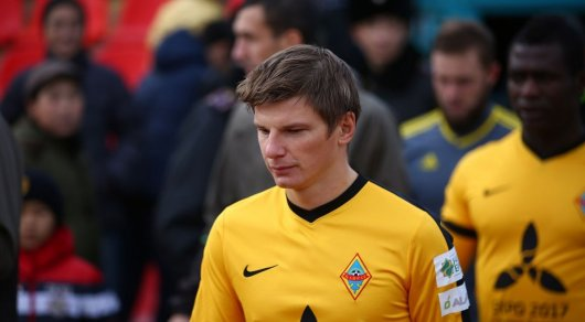 Аршавин забил мастерский гол ивывел «Кайрат» вфинал Кубка Казахстана