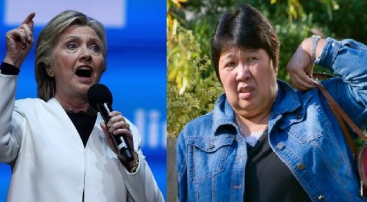 Клинтон распечатывала секретные документы через филиппинскую домработницу
