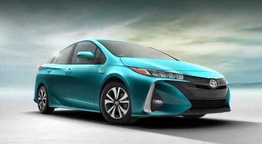 Тойота желает революции нарынке электрокаров