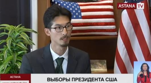 Американцы в Казахстане по почте проголосовали за кандидатов в президенты США