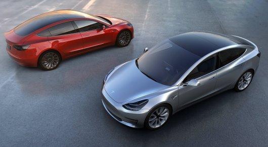 Бюджетная Tesla получит крышу с солнечными батареями
