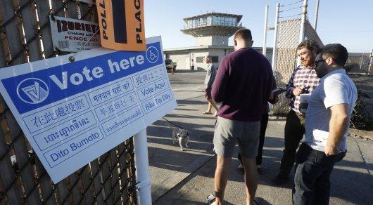 Стрельба на избирательном участке в США: погиб один человек