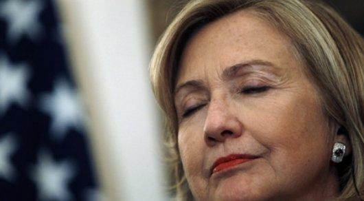 Выборы в США: Появилось видео расстроенных сторонников Хиллари Клинтон