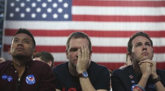 Выборы в США. Live
