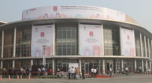 Решения по регулированию мировой табачной отрасли примут на форуме в Индии