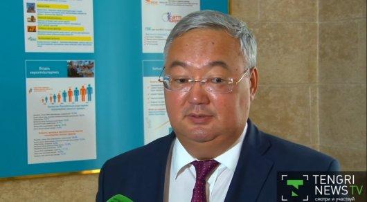 Босс зоопарка Алматы Канат Каримов покинул собственный пост