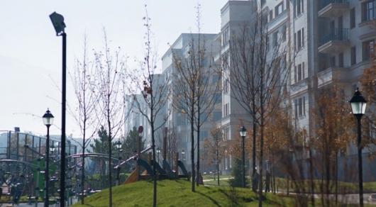Жилой комплекс Miras Park - жизнь в стиле Ecolifestyle