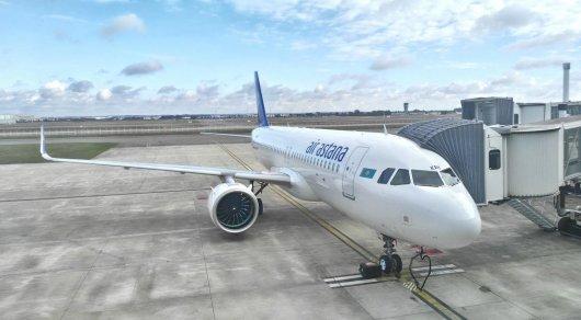 «Эйр Астана» будет первым в государствах СНГ эксплуатантом самолета Airbus A320NEO
