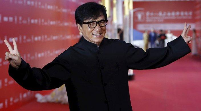 Джеки Чан получил премию