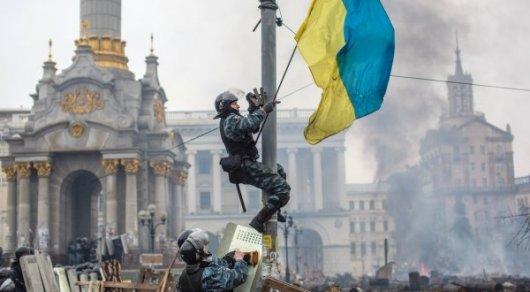 ВУкраинском государстве создали специальный штаб поборьбе сдемонстрантами