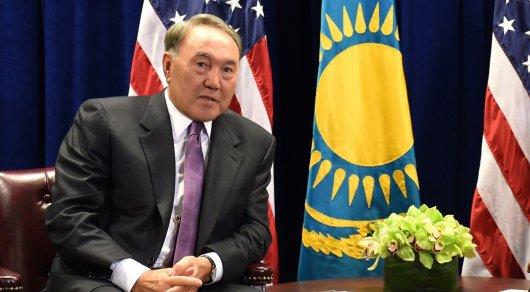 Назарбаев прокомментировал избрание Трампа президентом США