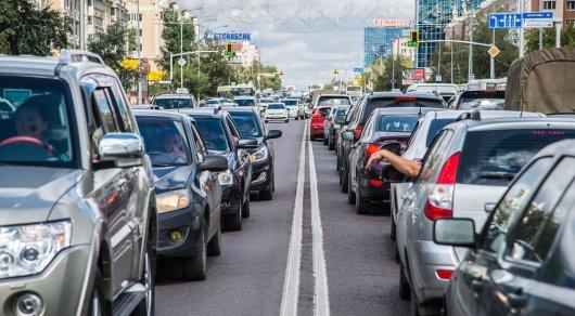 Названы самые востребованные у казахстанцев марки машин