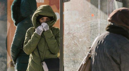 Попредварительной имеющейся информации «Казгидрометцентра», метели иморозы ожидаются наюге Казахстана