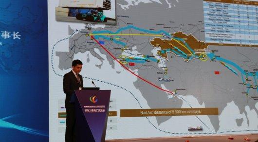 Транспортно-логистические возможности Казахстана обеспечивают транзит грузов из Азии в Европу