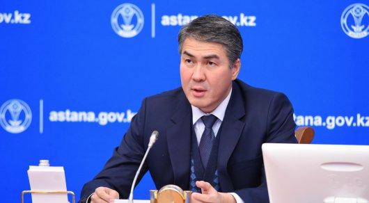 Исекешев озвучил требования для строительных компаний Астаны
