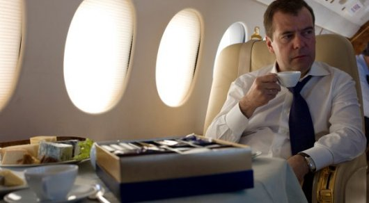 Шутка Медведева о