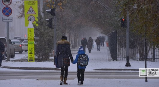 В Астане и ВКО вновь отменены занятия в школах
