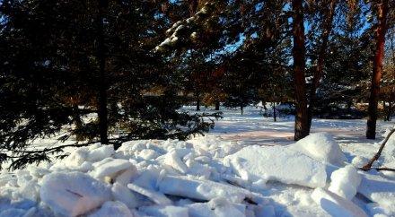Прогноз погоды на 9 февраля: На севере Казахстана морозы идут на спад