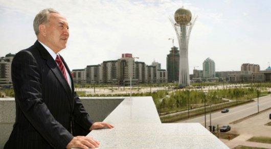 Астану предлагают назвать вчесть Назарбаева